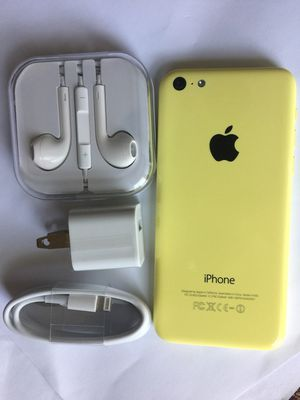 iPhone 5C, Factory Unlocked, Excellent Condition. for Sale in Springfield, VA