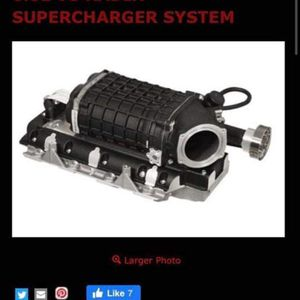 Supercharger system Out Of A 2006 Chevy Silverado for Sale in Aurora, CO