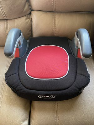 Red/ black booster seat for Sale in Los Angeles, CA
