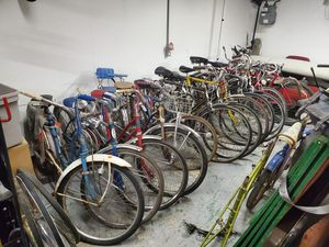 Vintage bicycles and parts for Sale in Lincoln Park, MI