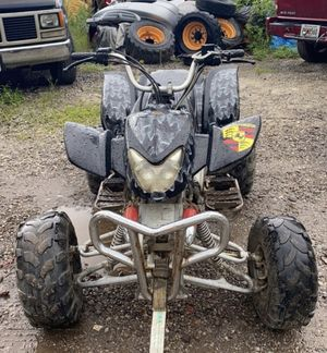 2008 149cc quad electrical start nothing rong that I know for Sale in Parma, OH