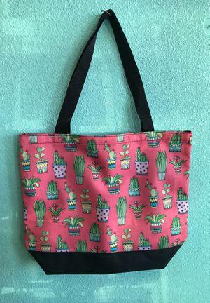 Cactus Tote Handbag for Sale in Apache Junction, AZ