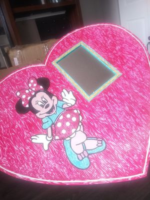 Minnie mouse wall art for Sale in Denver, CO
