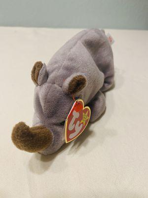 """Spike"" the Rhinoceros TY Beanie Baby 1996 Retired for Sale in Austin, TX"