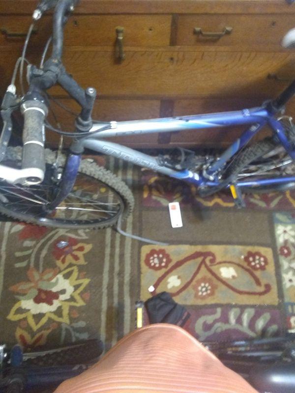Men's 26in mountain bike