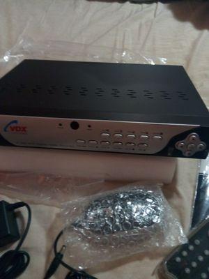 DVR con cuatro canales solos para usted instalarle su disco duro . for Sale in Miami, FL