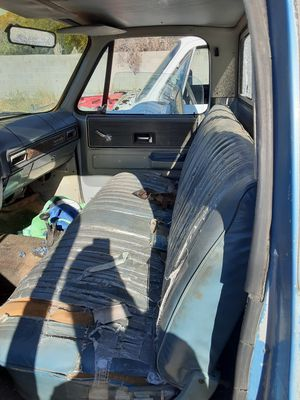 BENCH SEATS FITS ALL 73-87 CHEVY TRUCKS ! for Sale in Las Vegas, NV