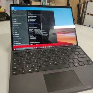 Surface Pro x With Unlocked LTE 4G . Plus Surface Pro X Keyboard for Sale in Mission Viejo, CA