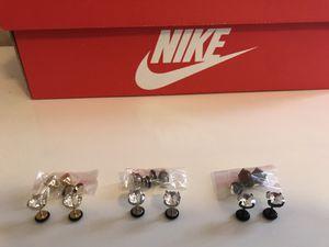 Earrings 9mm Cz for Sale in Mesa, AZ