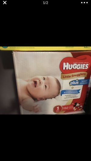 Baby diapers for Sale in Fort Worth, TX