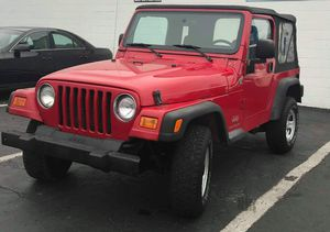 2006 4WD JEEP WRANGLER for Sale in Clinton Township, MI