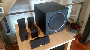 Polk Audio RM7/RM8 Surround Speakers for Sale in Denver, CO