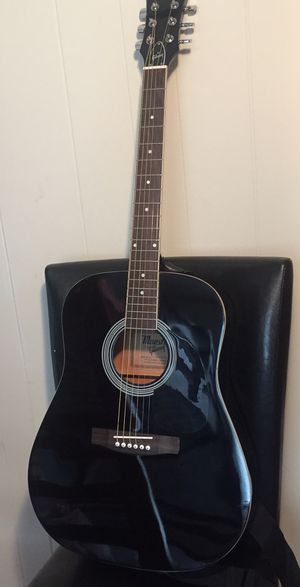 Maestro by Gibson Full Size Acoustic Guitar (Black) for Sale in Philadelphia, PA