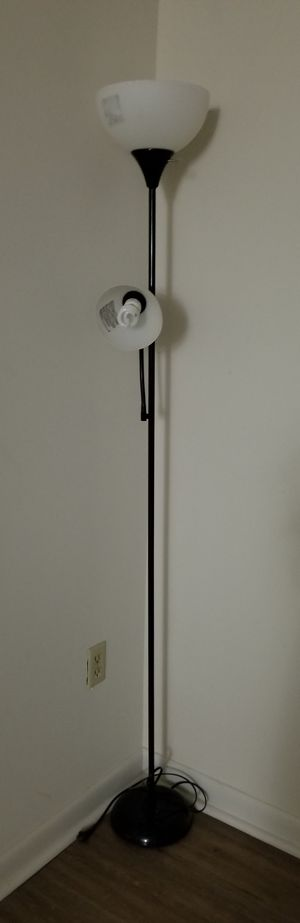 Floor lamps with reading light for Sale in Johnston, RI