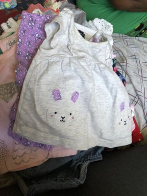 Gently used Baby Girl Clothes for Sale in Grand Prairie, TX