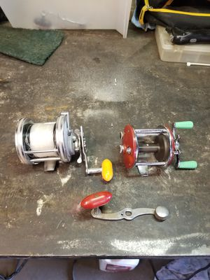 Vintage fishing reels $60 for Sale in Pomona, CA