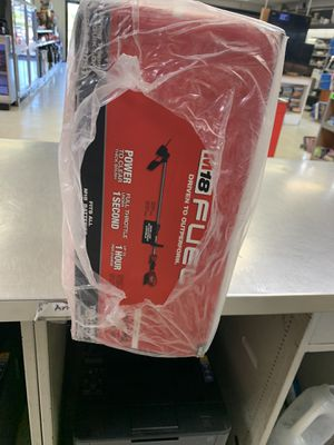 Electric Milwaukee trimmer for Sale in Orlando, FL