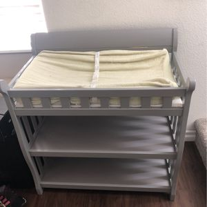 Changing Table with Storage for Sale in Placentia, CA