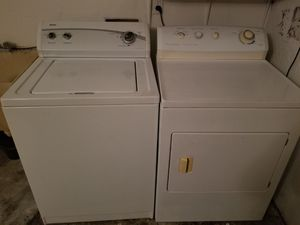 Washer and dryer for Sale in Bradenton, FL