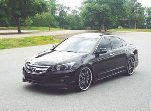Honda Accord 2008 Ex-l 3.5 and leather for Sale in Denver, CO