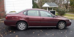 2000 Chevy impala for Sale in Bloomfield, NJ