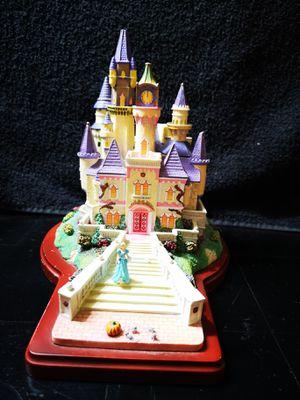 Lenox Disney Cinderella's Enchanted Palace castle model collectible 1996 for Sale in Tenafly, NJ