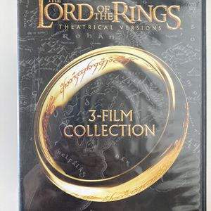 Lord Of The Rings Theatrical Edition DvD for Sale in Sacramento, CA