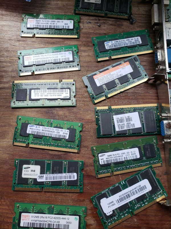 Computer parts and equipment