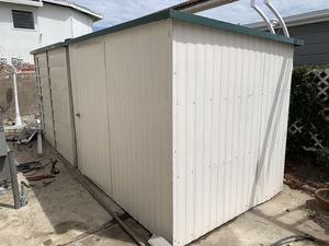 Aluminum shed for Sale in Colton, CA