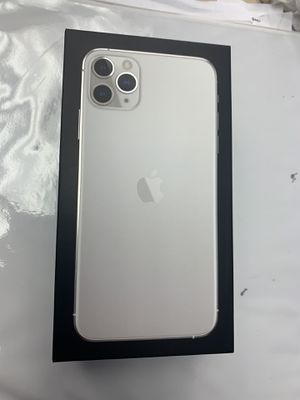 iPhone 11 pro max 64gb T-Mobile + MetroPcs Brand new open box only used it for 3 days for Sale in Plantation, FL