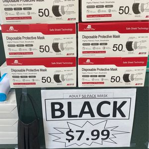 Black Face Masks for Sale in Dallas, TX