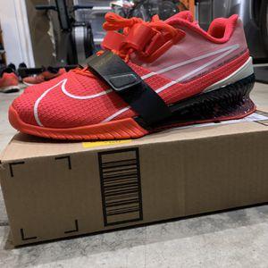 Nike Romaleos 4 for Sale in Sierra Madre, CA