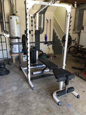 COMPLETE HOME GYM for Sale in Villa Rica, GA