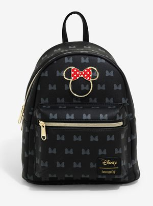 DISNEY LOUNGEFLY MINNIE MOUSE ICON MINI BACKPACK for Sale in Montebello, CA