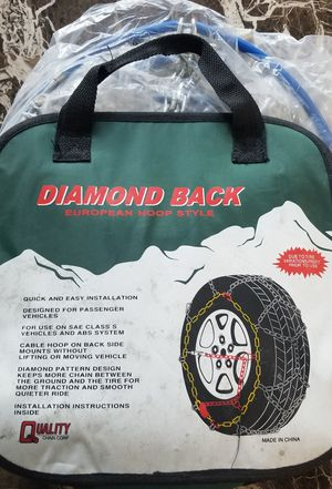 New tire chains for Sale in Vancouver, WA