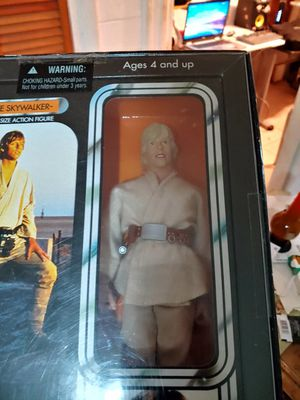 Luke Skywalker Star Wars large action figure The Original Trilogy collection rare piece for Sale in Miami, FL