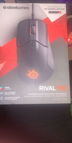 Steel Series Rival 310 for Sale in Rison, AR