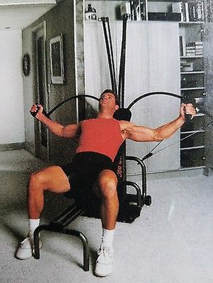 Bowflex Power Pro Strength Training System Home Gym for Sale in Oak Park, IL