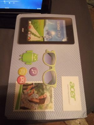 Acer Tablet brand new for Sale in New Orleans, LA