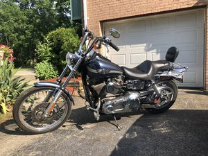 2003 Harley Davidson Dyna Wide Glide for Sale in Claysville, PA