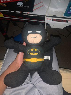 Batman Plushie Doll for Sale in Lynwood, IL
