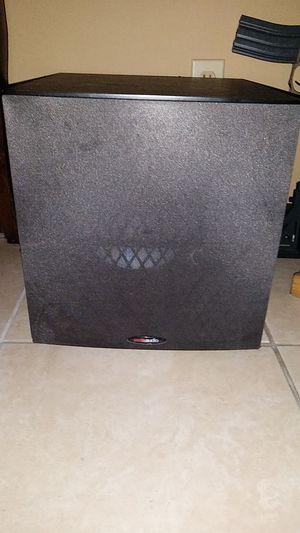 Polk Audio 10in. Sub for Sale in Stuart, FL