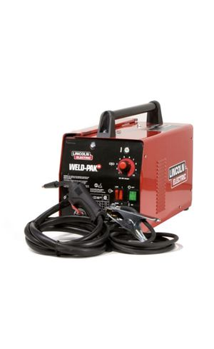 New LINCOLN WELDER ELECTRIC 88 AMP WELD PARK HD FLUX-CORE WIRE FEED WELDER FOR WELDING UP TO 1/8 IN. MILD STEEL, 115-VOLT. WITHOUT BOX for Sale in Santa Ana, CA