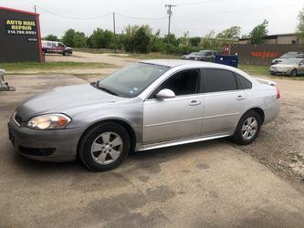 2010 Chevrolet Impala LT Runs Good 170k for Sale in Rockwall, TX