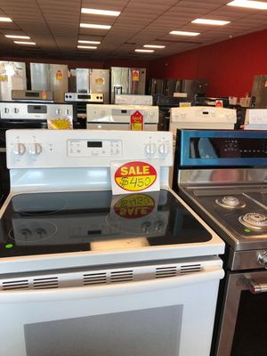 Scratch and dent appliances all new !!! Half off for Sale in Fort Lauderdale, FL