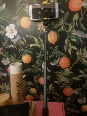 Arella Selfie Stick great quality please view other items for Sale in Montclair, CA