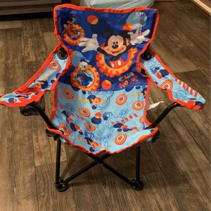 Mickey Mouse Club House Beach Chair for Sale in Orlando, FL