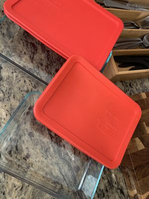 Pyrex glassware Tupperware for Sale in San Francisco, CA