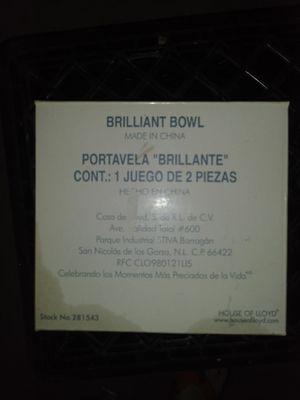 Wax bowl for Sale in Willard, MO