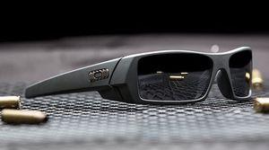 New Oakley SI Gascan Daniel Defense Cerakote Tornado Sunglasses With Black Iridium Lens for Sale in Lake Forest, CA